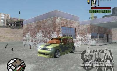 1111 OKA (tuning) for GTA San Andreas