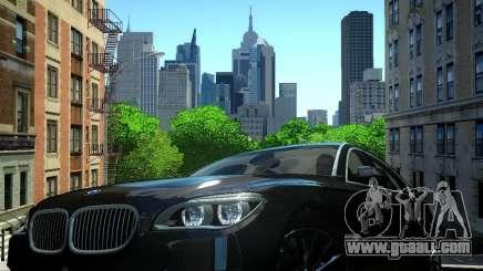 BMW 750Li 2013 for GTA 4