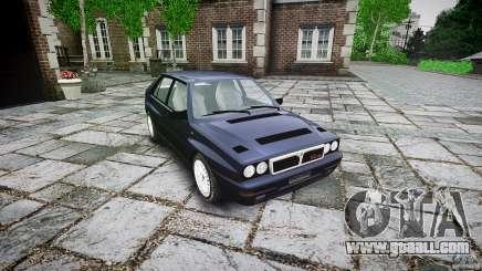 Lancia Delta HF 4WD for GTA 4