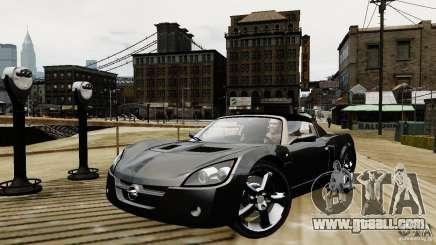 Opel Speedster Turbo 2004 for GTA 4