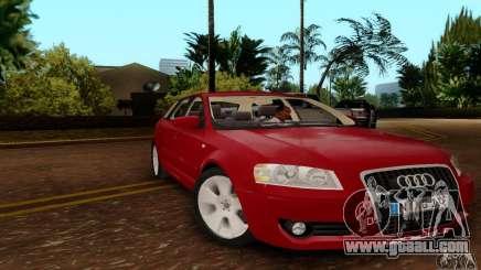 Audi A3 Sportback 3.2 Quattro for GTA San Andreas