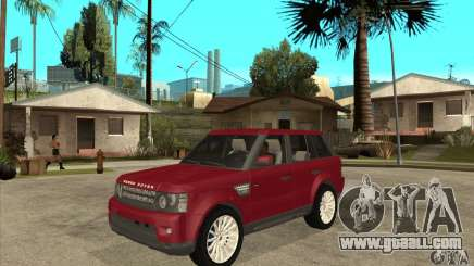 Land Rover Range Rover Sport HSE for GTA San Andreas
