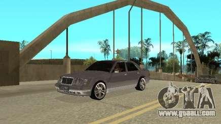 Mercedes-Benz W124 E500 for GTA San Andreas