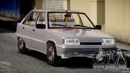 GTA 4 Turbo Cars