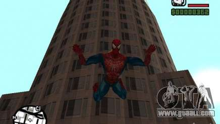 Gta Vice City Skin The Amazing Spider Man | Apps Directories