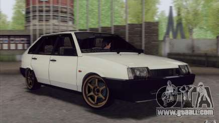 VAZ 21093 for GTA San Andreas
