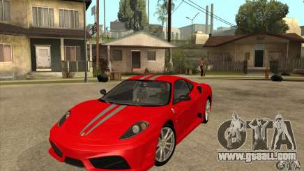 Ferrari F430 Scuderia 2007 for GTA San Andreas
