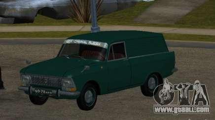 AZLK 434 for GTA San Andreas