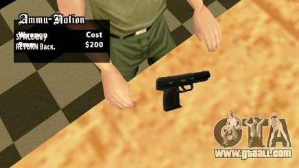 Five-Seven MW3 for GTA San Andreas