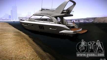 Yach by Tatui@tret for GTA San Andreas