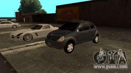 Ford Ka 1998 for GTA San Andreas