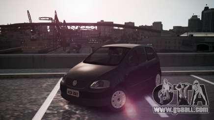 Volkswagen Fox 2011 for GTA 4