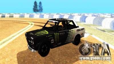 Datsun 510 Monster Energy for GTA San Andreas