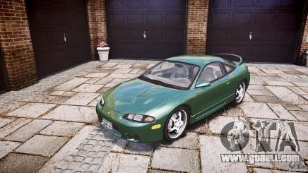 Mitsubishi Eclipse 1998 for GTA 4