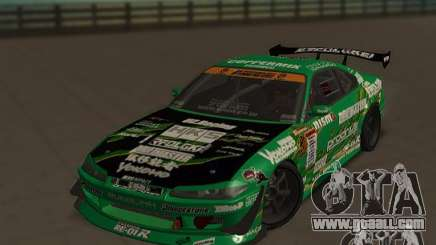 Nissan Silvia S15: Kei Office D1GP for GTA San Andreas