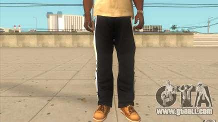 Reebok Sporthose for GTA San Andreas