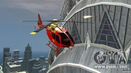 Medicopter 117 for GTA 4