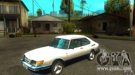 Saab 900 Turbo 1989 v.1.2 for GTA San Andreas