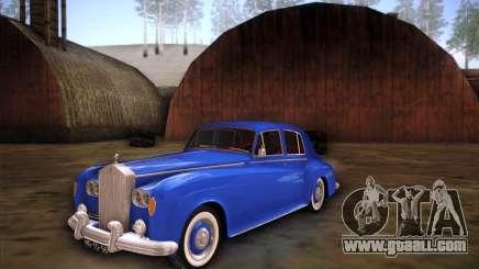 Rolls Royce Silver Cloud III for GTA San Andreas