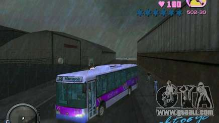 Marcopolo Bus for GTA Vice City