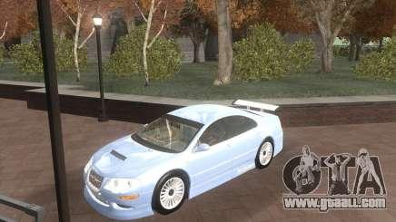 Chrysler 300M tuning for GTA San Andreas