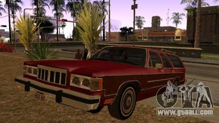 Mercury Grand Marquis Colony Park for GTA San Andreas