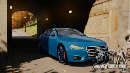 Audi S5 Conceptcar for GTA 4