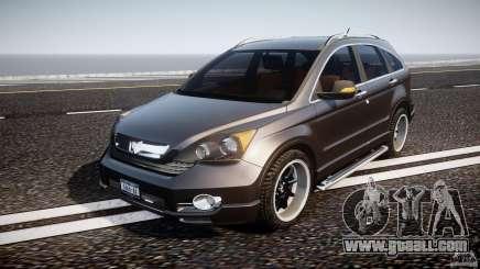 Honda C-RV SeX_BomB 2007 for GTA 4