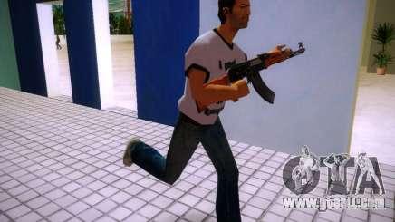 AK-47 for GTA Vice City