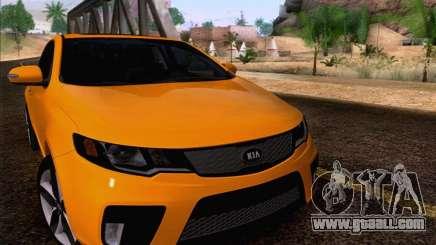 Kia Forte Koup SX for GTA San Andreas