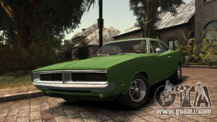 Dodge  Charger 1969 for GTA 4
