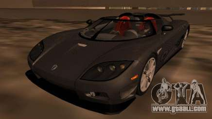 Koenigsegg CCXR Edition for GTA San Andreas