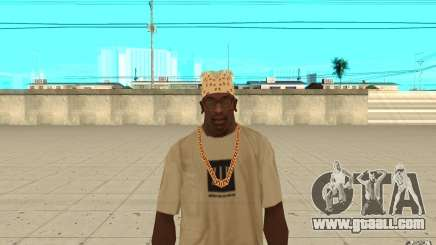Bandana yendex for GTA San Andreas