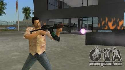 AKS-74 for GTA Vice City