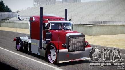 Peterbilt Sport Truck Custom for GTA 4