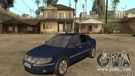 Volkswagen Phaeton 2005 for GTA San Andreas
