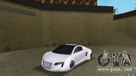 Audi RSQ concept for GTA Vice City