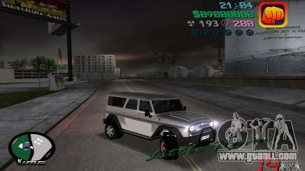 UAZ-3159 for GTA Vice City