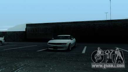 DF8-90 from GTA 4 for GTA San Andreas