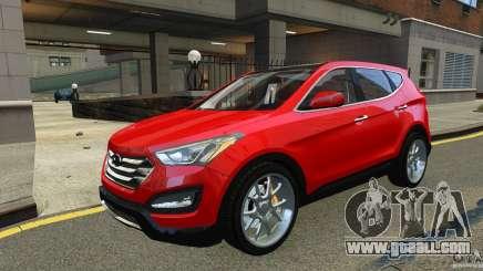 Hyundai Santa Fe Sport 2013 for GTA 4