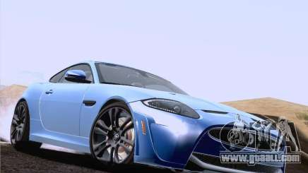 Jaguar XKR-S 2011 V2.0 for GTA San Andreas