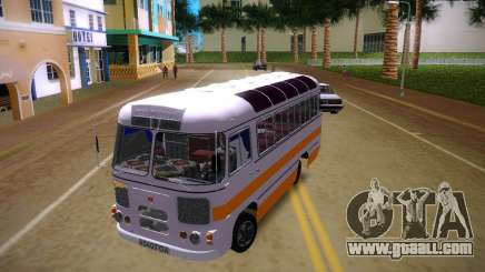Paz-672 for GTA Vice City