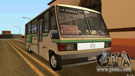 Mercedes-Benz LO-708E for GTA San Andreas