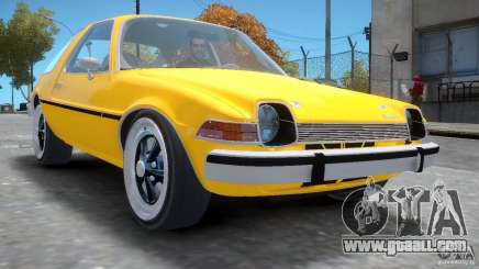 AMC Pacer 1977 v1.0 for GTA 4
