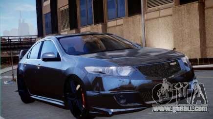 Honda Accord Mugen for GTA 4