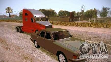 GAS-31025 for GTA San Andreas