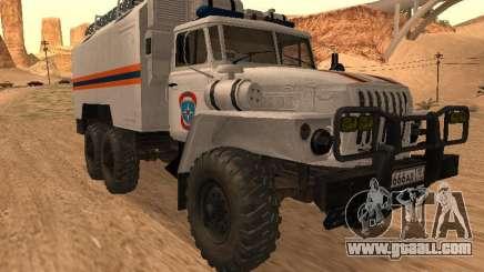 Ural 4320 MOE for GTA San Andreas