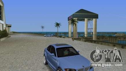 BMW 135i for GTA Vice City