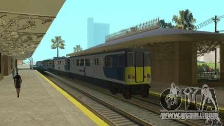 Cerberail Train for GTA San Andreas