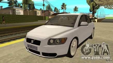 Volvo S40 2009 for GTA San Andreas